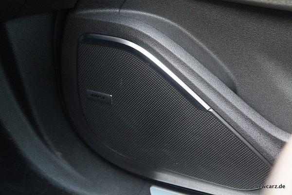 Renault Grand Scenic Bose Speaker