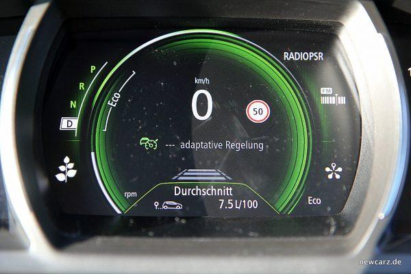 Renault Grand Scenic Verbrauch