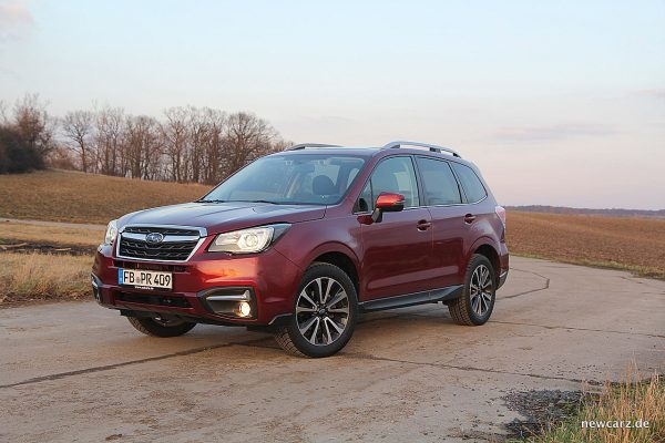 Subaru Forester 2018 Platinum