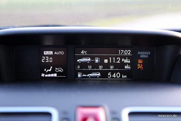 Subaru Forester 2018 Verbrauch