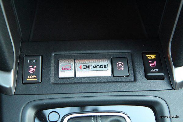 Subaru Forester 2018 XMod