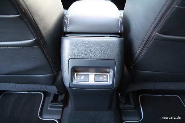 Subaru Forester 2018 Sitzheizung hinten