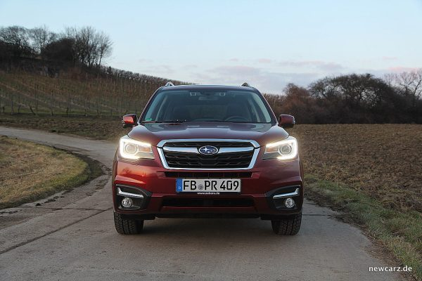 Subaru Forester 2018 Front