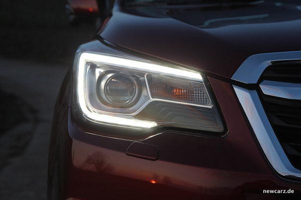 Subaru Forester 2018 Scheinwerfer