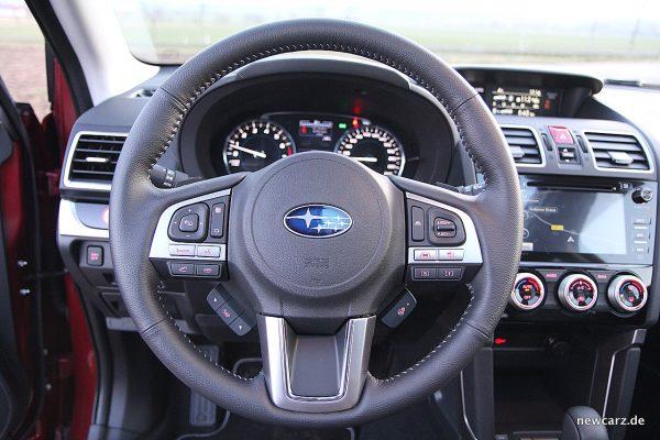 Subaru Forester 2018 Lenkrad