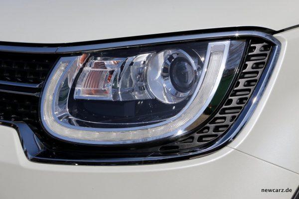 Suzuki Ignis Licht