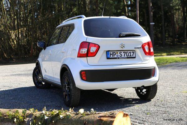 Suzuki Ignis Exterieur