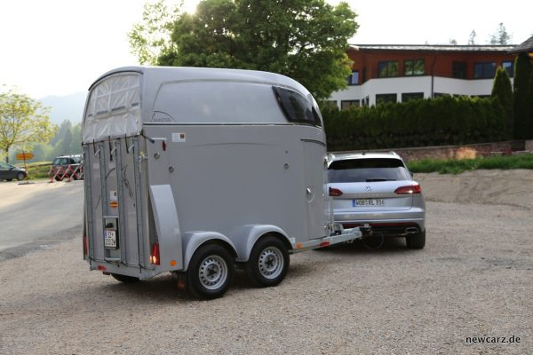 VW Trailer Assist Gespann