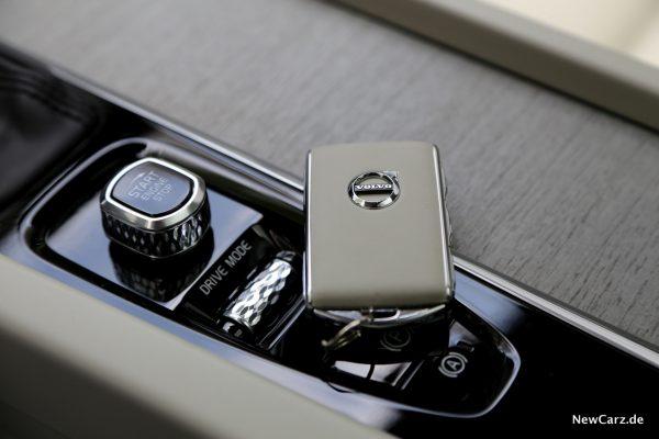 Volvo V60 Schlüssel