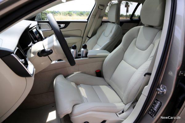 Volvo V60 Sitze