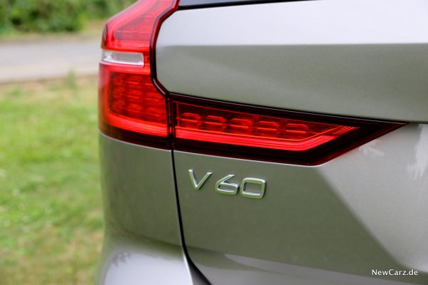 Volvo V60 Heck