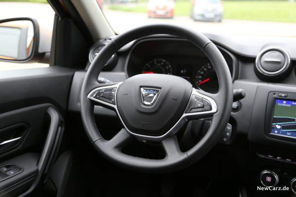 Dacia Duster 2018 Lenkrad