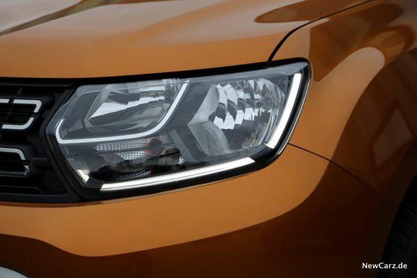 Dacia Duster 2018 LED Tagfahrlicht