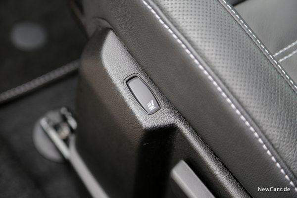Dacia Duster 2018 Sitzheizung