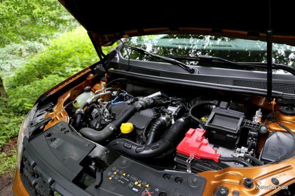 Dacia Duster 2018 dCi 110 Motor