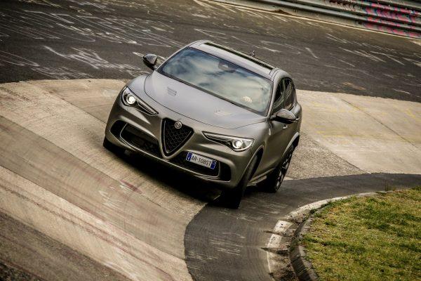 Alfa Romeo Stelvio Quadrifoglio - Beeindruckende Leistung auf der legendären Nordschleife