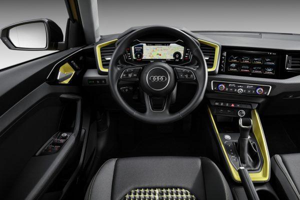 Audi A1 Sportback Steuer