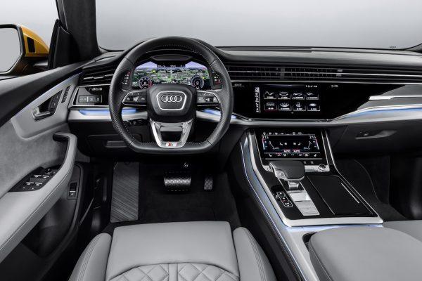 Audi Q8 Cockpit