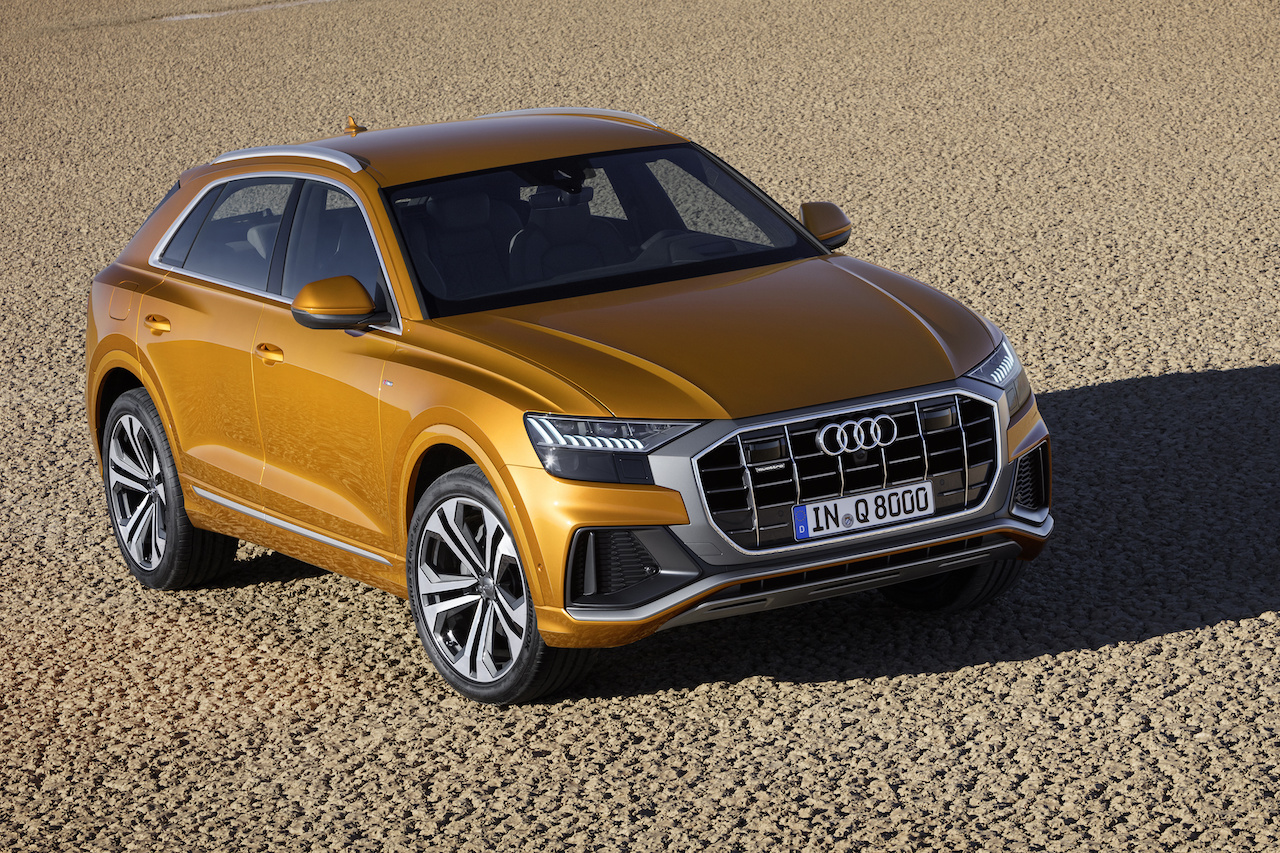 audi q8 neue designgeneration der q familie. Black Bedroom Furniture Sets. Home Design Ideas