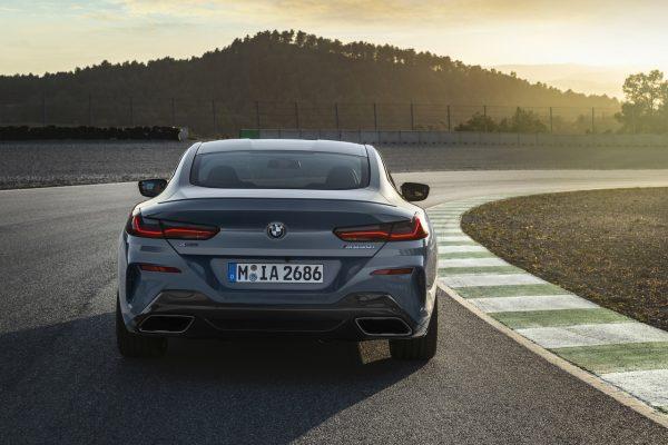 BMW 8er Heck