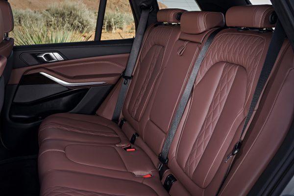 BMW X5 Fond