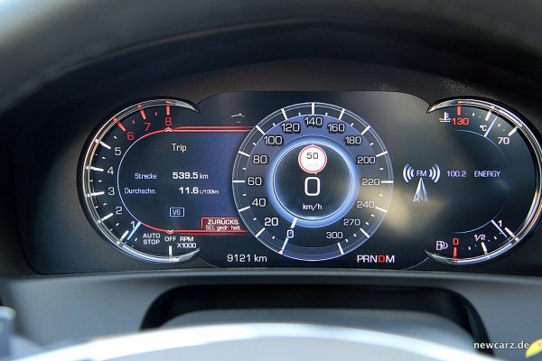 Cadillac CT6 Verbrauch