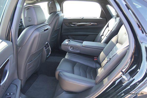 Cadillac CT6 Fond
