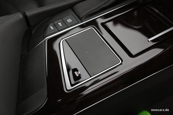 Cadillac CT6 Touchpad