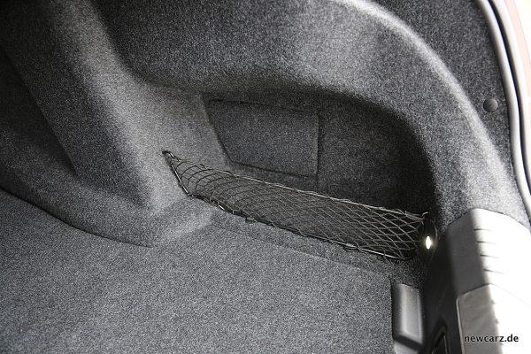 Cadillac CT6 Kofferraum