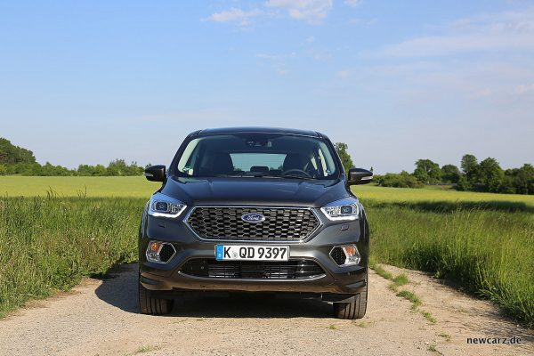 Ford Kuga Vignale Front