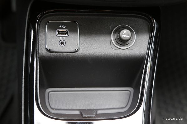Jeep Compass USB