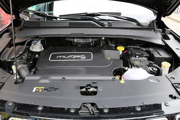 Jeep Compass Motorraum