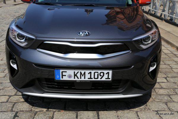 Kia Stonic Front