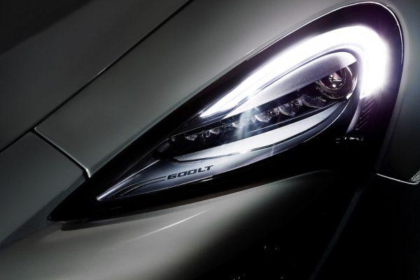 McLaren 600LT Licht