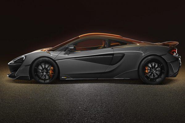 McLaren 600LT Seite