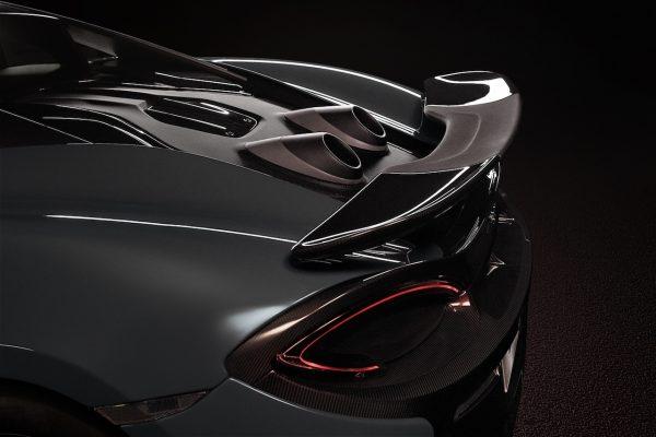 McLaren 600LT Endrohre