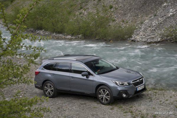 Subaru Outback Fahrwerk