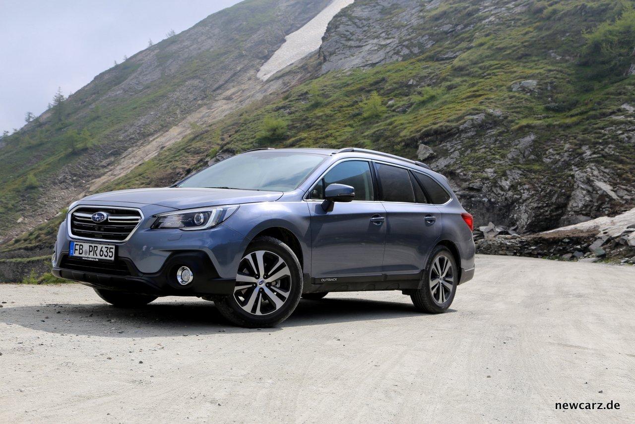 Subaru Outback Exterieur