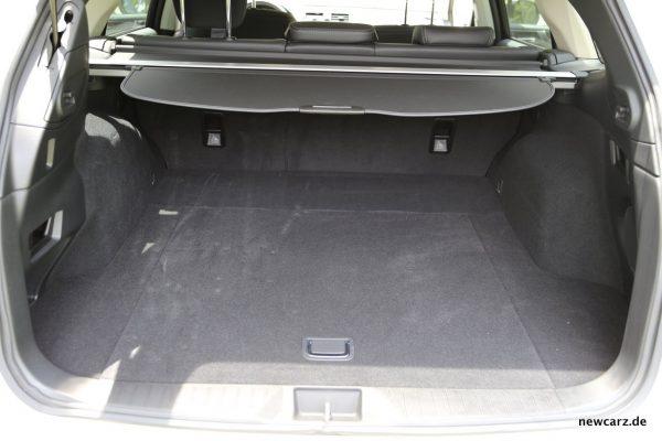 Subaru Outback Kofferraum