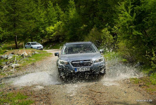 Subaru Outback Gelände