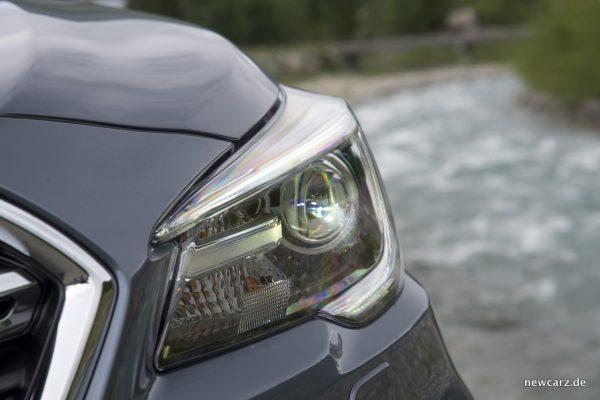 Subaru Outback Licht