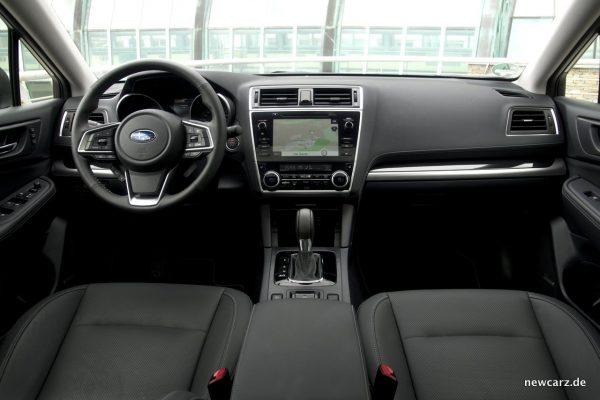 Subaru Outback Infotainment
