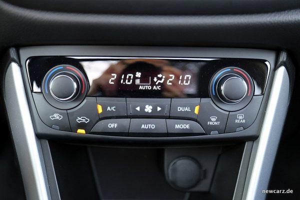 Suzuki SX4 S-Cross Klima