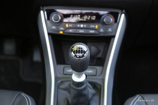 Suzuki SX4 S-Cross Schalthebel