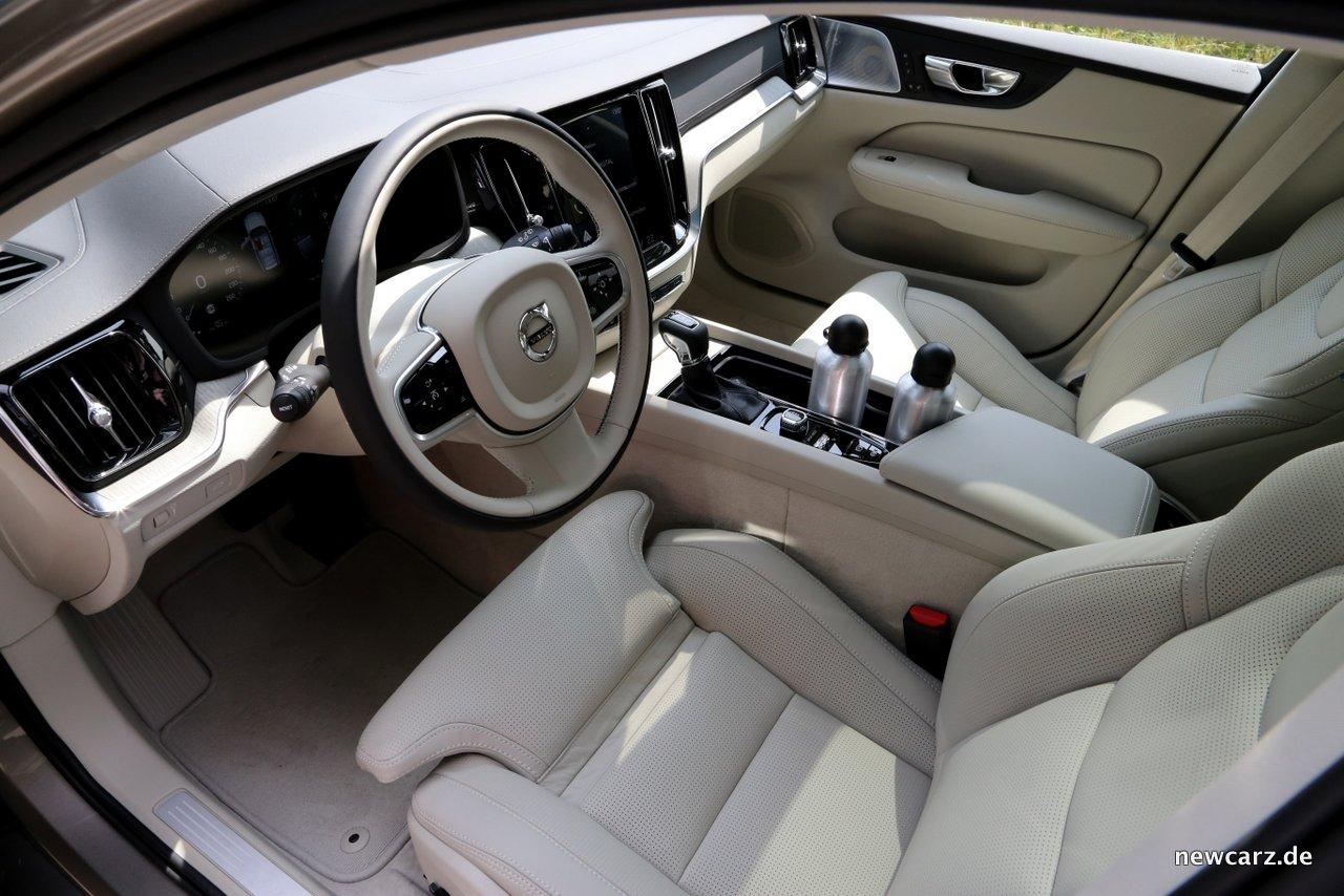 Erstkontakt: Volvo V60 - Familienkombi mit Luxusfaktor - NewCarz.de