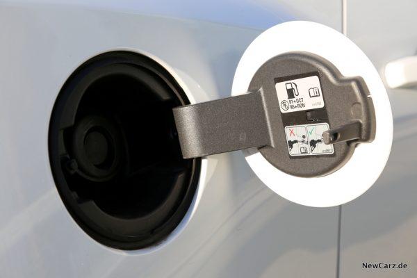 Chevrolet Camaro Cabrio Tankdeckel