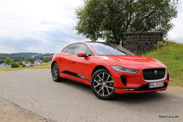 Jaguar I-Pace Front Seite