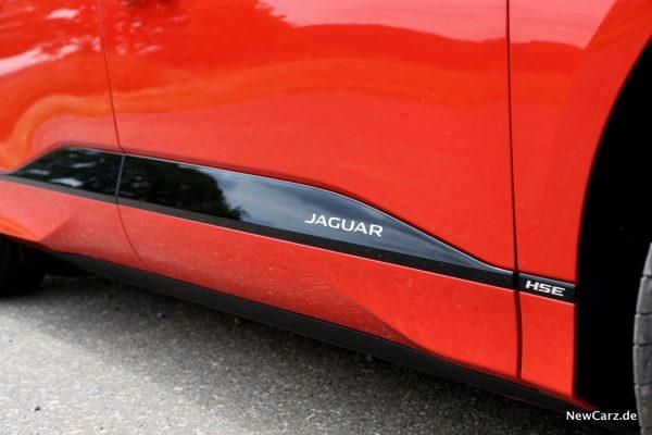 Jaguar I-Pace Zierleiste