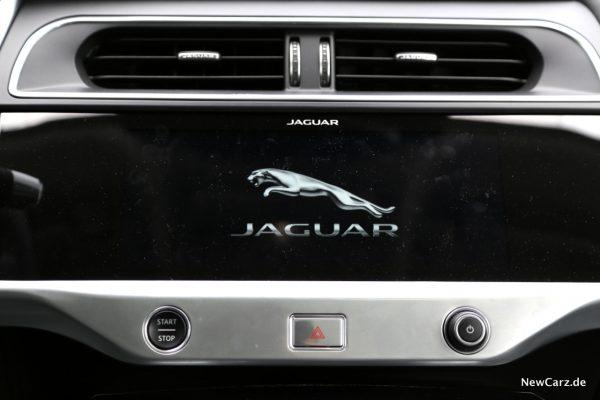 Jaguar I-Pace Touch Pro Duo
