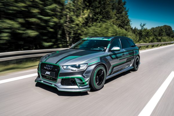 ABT Audi RS6-E Tuning